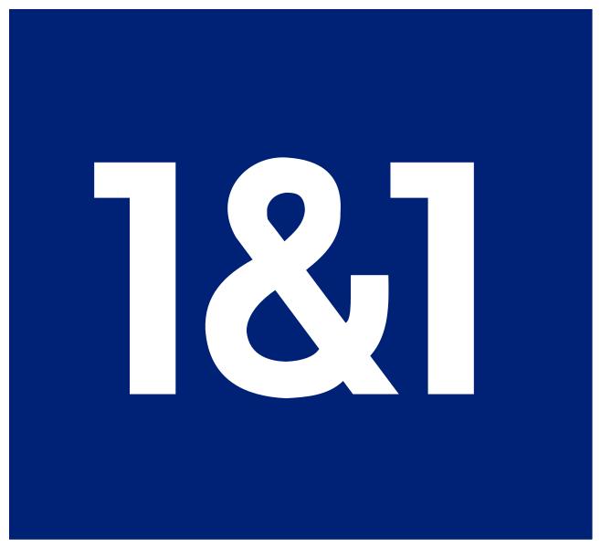 1 & 1 Logo